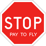 Pay to fly: je paye donc je suis?