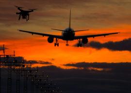 Drones, réglementation et partage de l'espace