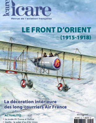 ICARE n°254 – Le Front d'Orient (1915-1918)